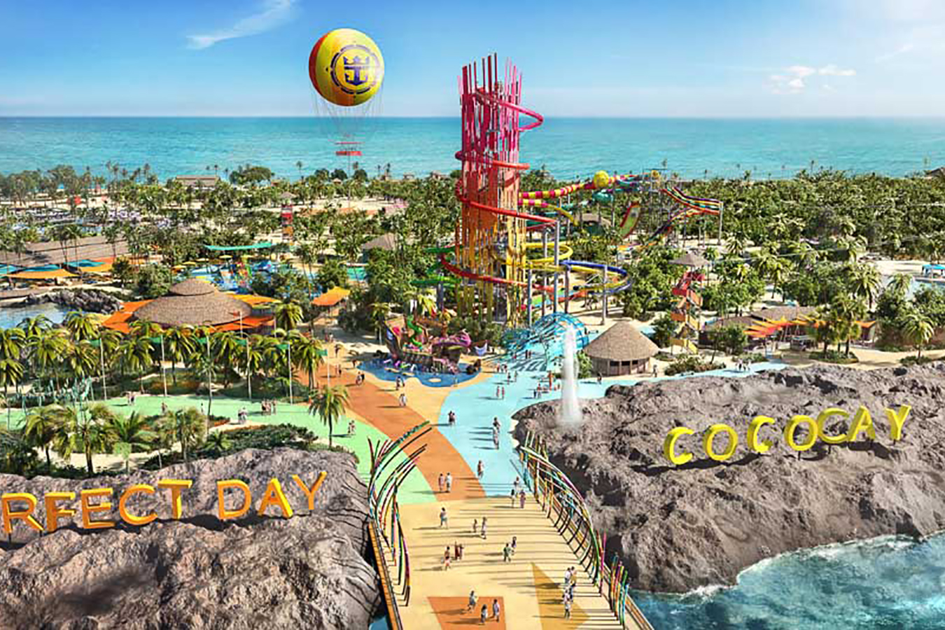 Cococay – A perfect day